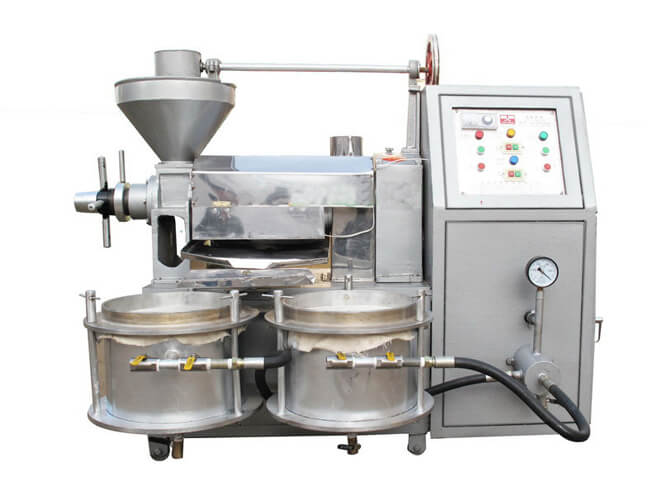 6YL-100A automatic seed oil press