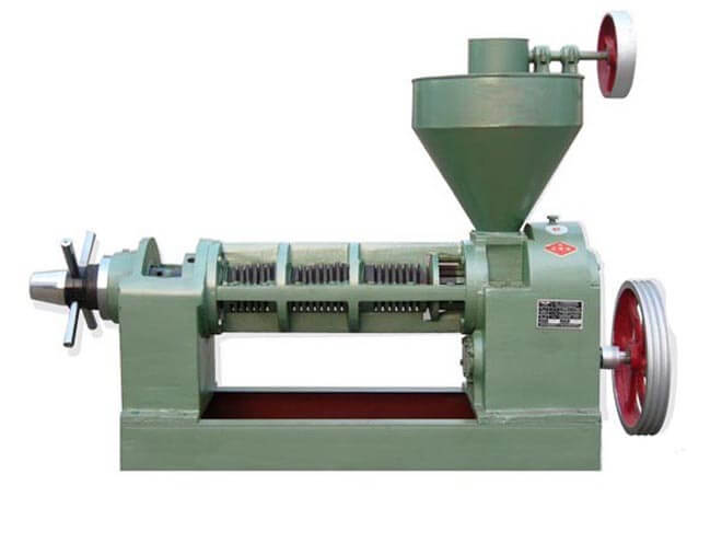 6YL-120 screw oil presser