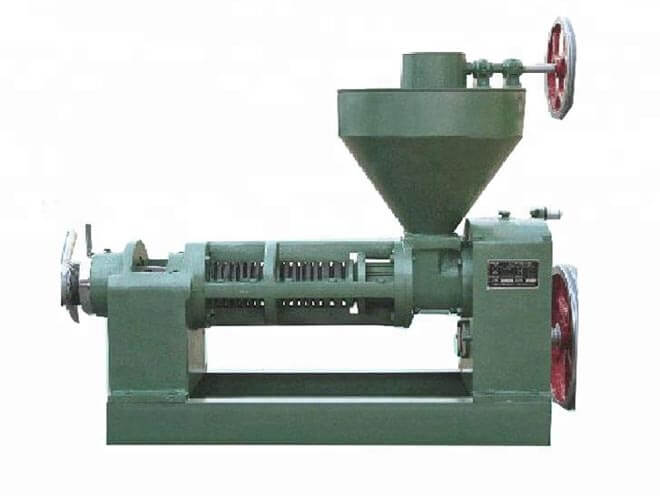 6YL-120C seed Oil press machine maker