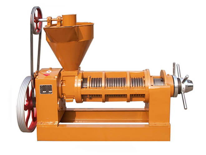 6YL-160 oil extracting machine