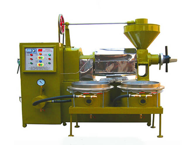6YL-95A seed oil expeller oil press