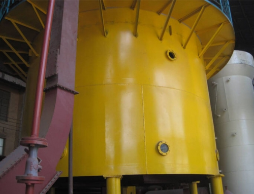 Cooking Oil Solvent Extraction Plants