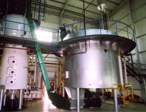 Edible Oil Solvent Extraction Plants