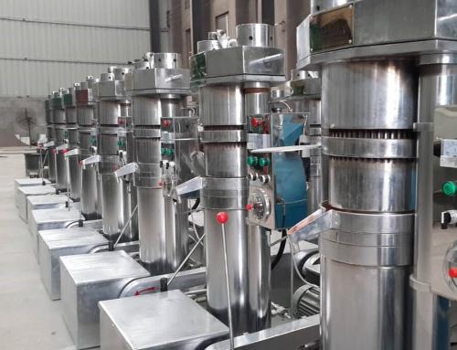 AMS Presse à huile hydraulique—adapté à l'utilisation