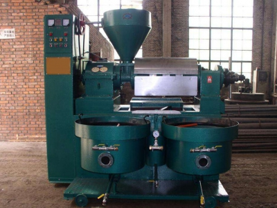 automatic oil press machine for rural oil production business