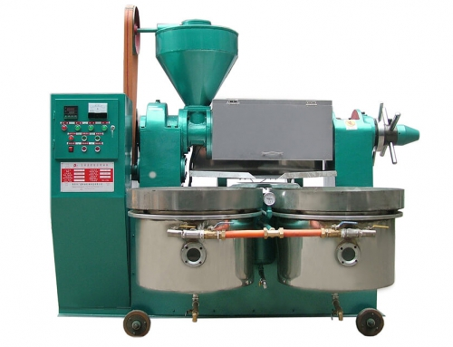 How to Choose and Purchase Screw Oil Press?