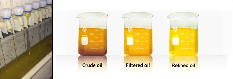 how to make purer cooking oil