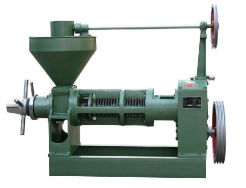Running-in Method for Newly-purchased Oil Press Machine