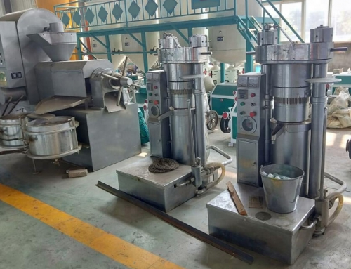 SWOT Analysis of Hydraulic Oil Press