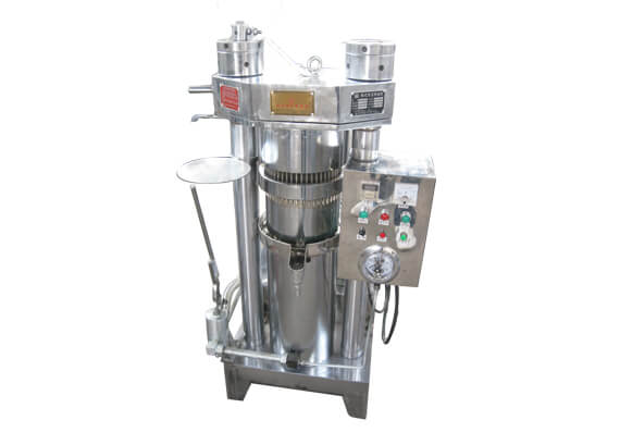 hydraulic oil press