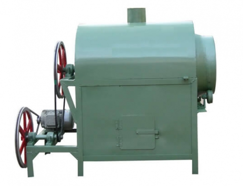 Oil Seeds Roaster