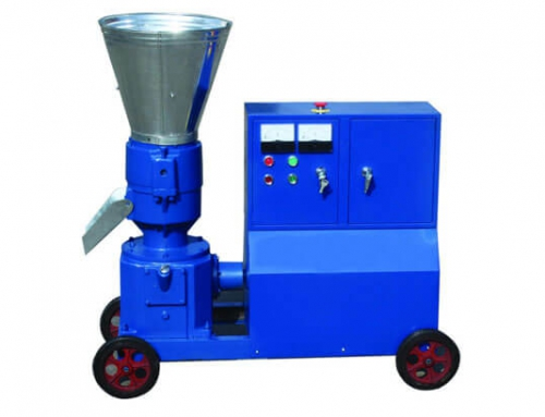 Oil Cake Pellet Machine