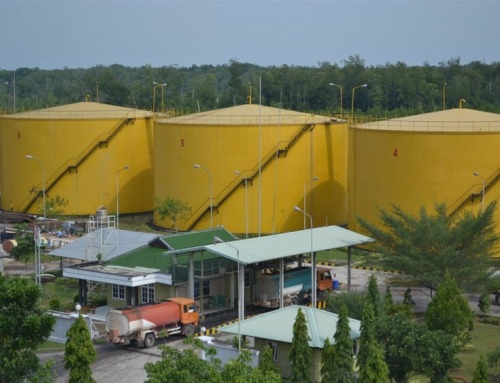 Integrated Palm Oil Extraction Plant