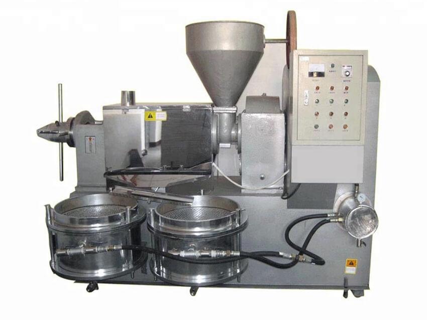 profitable automatic oil press
