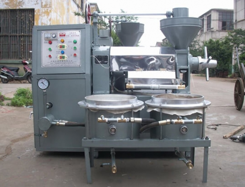 Sudan Screw Oil Press