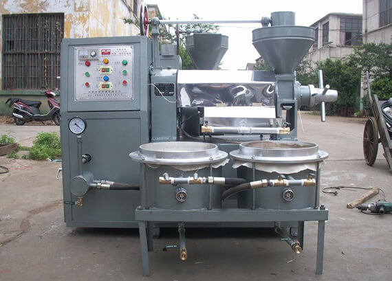 screw oil press exported to Sudan