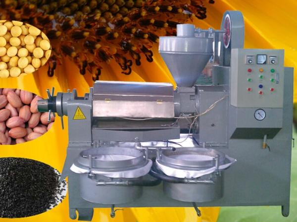 Presse à huile de soja