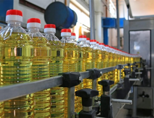 World Vegetable Oil Prodution