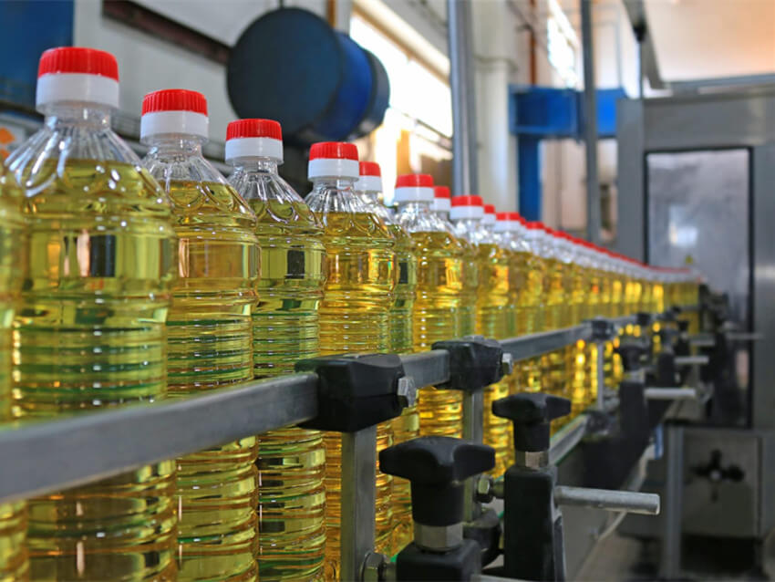 world vegetable oil production