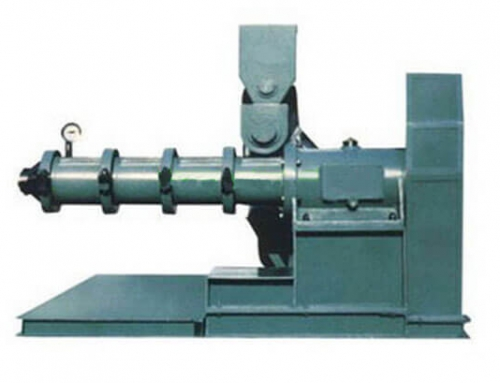 Soybean Extruder Machine