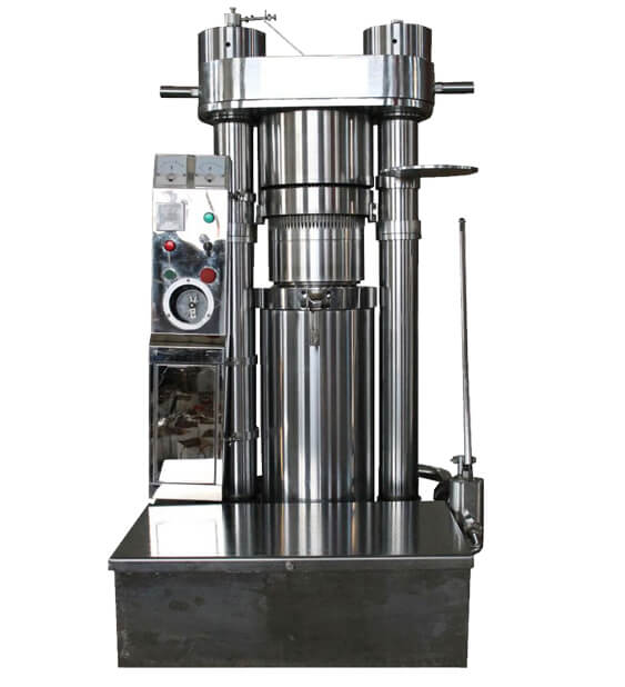 hydraulic oil press for home oil making