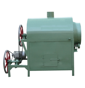 oil seeds roasting machine